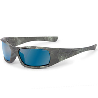 Eye Safety Systems - 5B - Reaper Woods - Mirrored Blue Polarized