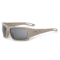 Eye Safety Systems - Credence Terrain Tan - Smoke Gray Lens