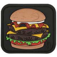 Maxpedition Burger Patch - Full Color