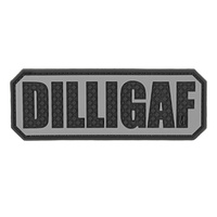 Maxpedition DILLIGAF Patch
