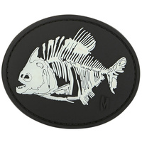 Maxpedition Piranha Bones Patch - Glow