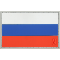 Maxpedition Russian Federation Flag Patch - Full Color