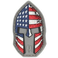 Maxpedition Stars and Stripes Spartan 2in x 1.2in - Full Color