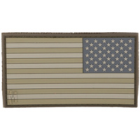 Maxpedition Reverse USA Flag Patch Large - Arid