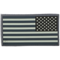 Maxpedition Reverse USA Flag Patch Large - Swat