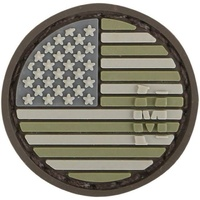 Maxpedition USA Flag Micropatch 0.98in x 0.98in - Arid