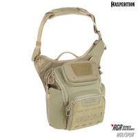 Maxpedition WOLFSPUR Crossbody Shoulder Bag - Tan