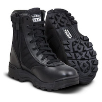Original SWAT Classic 9in Side-Zip Safety Plus Boot