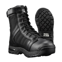 Original SWAT Metro Air 9 Inches Side Zip Boot - Black
