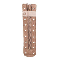 Original Swat Boot Zippers (9 Eyelet) - Coyote Tan