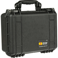 Pelican 1450 Case - Black - Foam