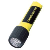 STREAMLIGHT - PROPOLYMER 4AA LED- Yellow/White- Box With Battery