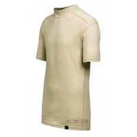 Truspec - XFIRE BASELAYER MOCK NECK SHORT SLEEVE SHIRT