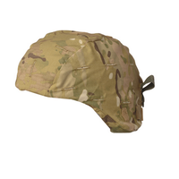 TruSpec MICH Kevlar Helmet Covers - 50/50 Nylon/Cotton Rip Stop - Large / Extra Large - Multicam