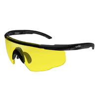 Wiley X Sabre Advanced - Pale Yellow / Matte Black Lens