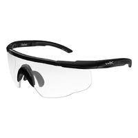 Wiley X Sabre Advanced - Clear / Matte Black Lens