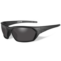 Wiley X Ignite Glasses - Smoke Grey / Matte Black