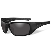 Wiley X Nash Glasses - Smoke Grey / Matte Black