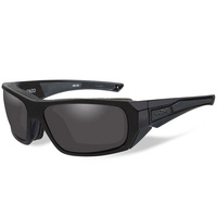 Wiley X Enzo Glasses - Grey Lens - Matte Black Frame