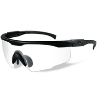 Wiley X PT-1 Glasses - Clear - Matte Black
