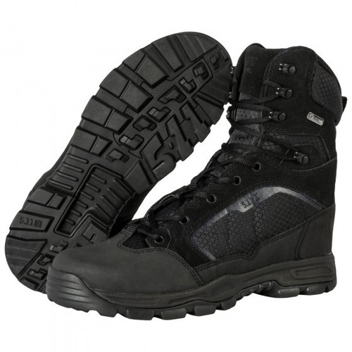5.11 Tactical XPRT 8 Inches Boot - Black - 8.0 US