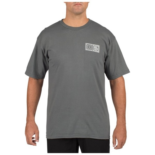 5.11 Tactical Lock Up T-Shirt - Charcoal - Small