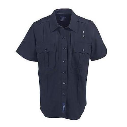 5.11 Tactical Men's Class B Shirt - Black Poly/Rypon - Large