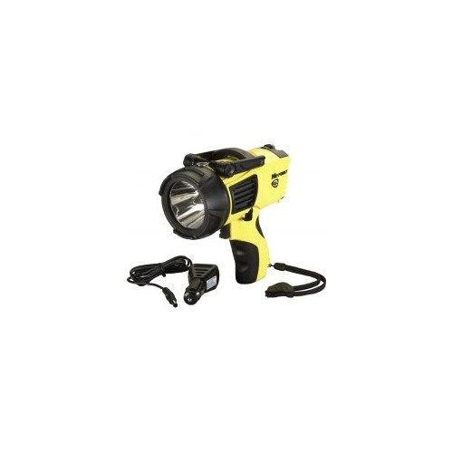 Streamlight WAYPOINT W/ 12V DC POWER CORD.- Yellow