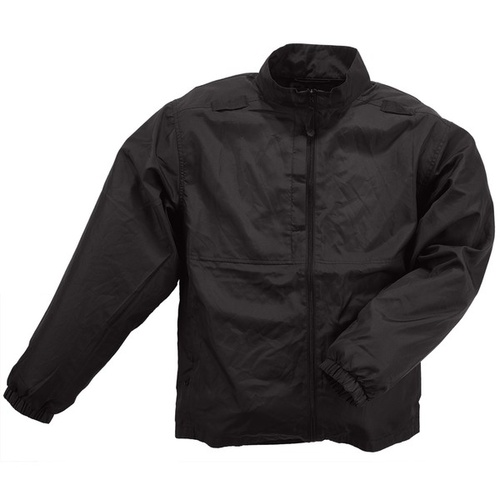 5.11 Tactical Packable Jacket - Black - 2X Large