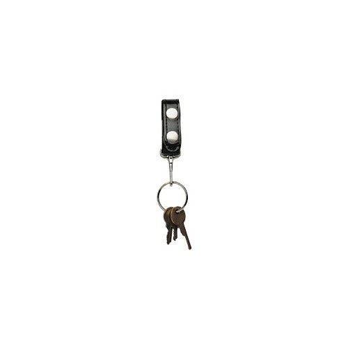 Boston Leather - KEEPER KEY BW BRASS CORD