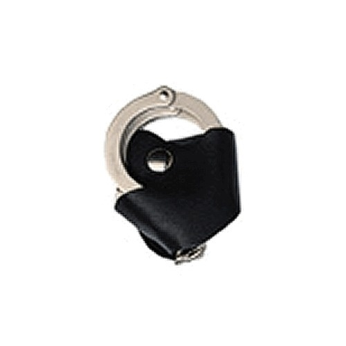 Boston Leather - QUICK RELEASE CUFF CASE BW