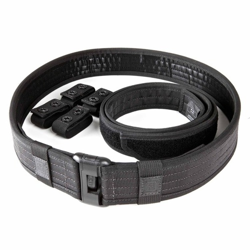 5.11 Tactical Sierra Bravo Duty Belt Kit - Black - 3X Large
