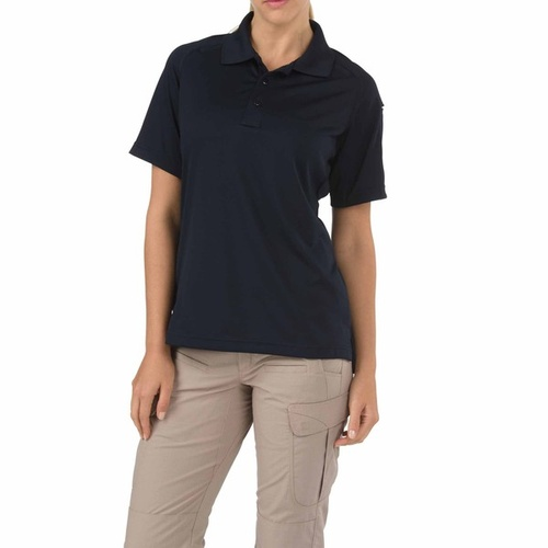 5.11 Tactical WoMen's Performance Polo - Dark Navy - Small