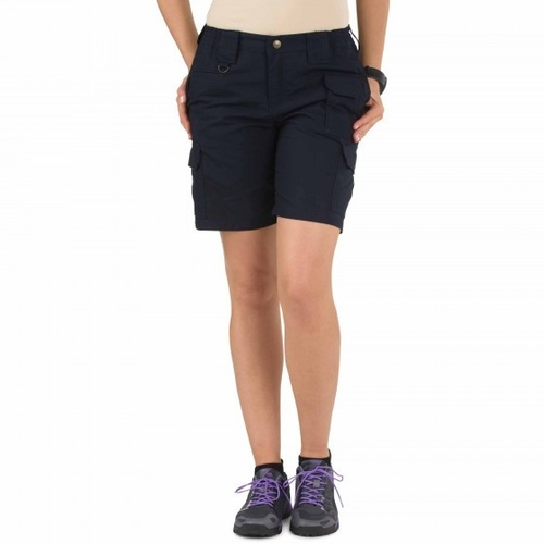 5.11 Tactical WoMen's Taclite Pro Shorts - Dark Navy - 10