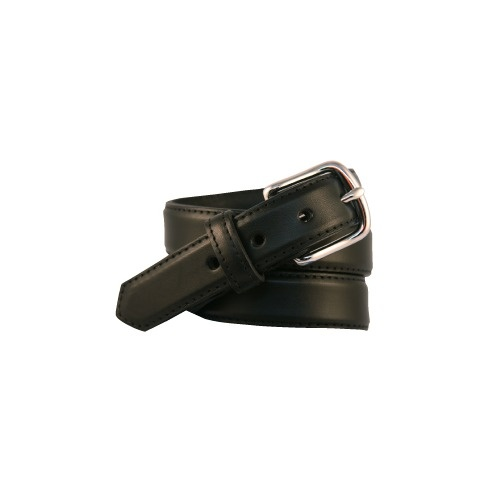 Boston Leather - 11/4  HEAVY LEATHER DRESS BELT