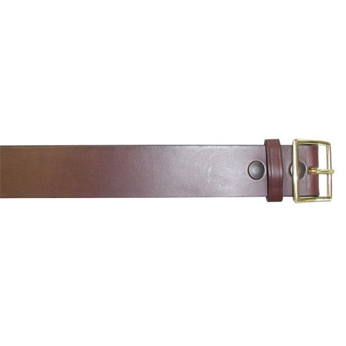 Boston Leather - GARRISON BELT, 1-3/4 , PLLINED