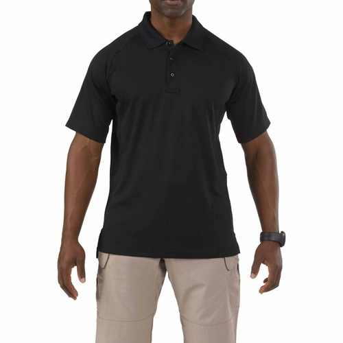 5.11 Tactical Performance Polo - Black - 2X Large