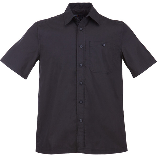 5.11 Tactical Covert Casual Short Sleeve Shirt 2.0 - Black - Medium