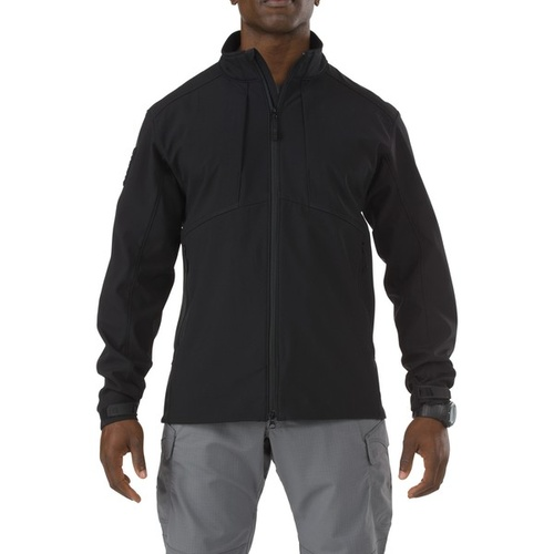 5.11 Tactical Sierra Softshell - Black - 2X Large