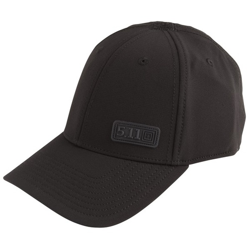 5.11 Tactical Caliber A Flex Cap - Black - Large/Extra Large