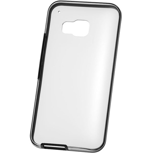 HTC One M9 Clear Case - Onyx Black