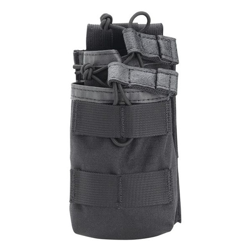 BlackHawk Tier Stacked M16/M4/PMAG Mag Pouch - Molle - Black