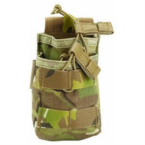 BlackHawk Tier Stacked Mag Pouch M4/FAL - Multi Cam