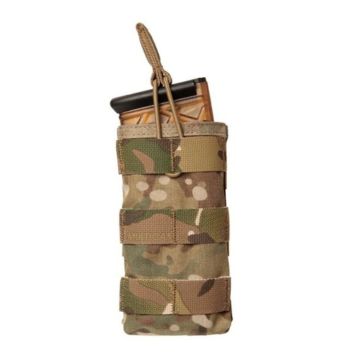 BlackHawk Single M4/M16 Mag Pouch (Holds 1) - Molle - MultiCam