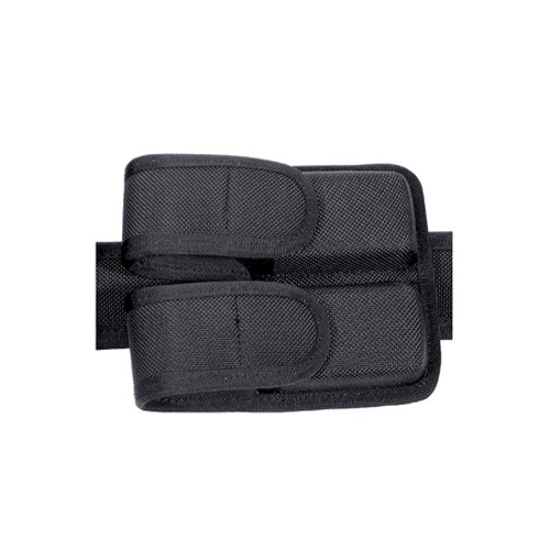 Blackhawk Double Mag Pouch - Black, Cordura Nylon