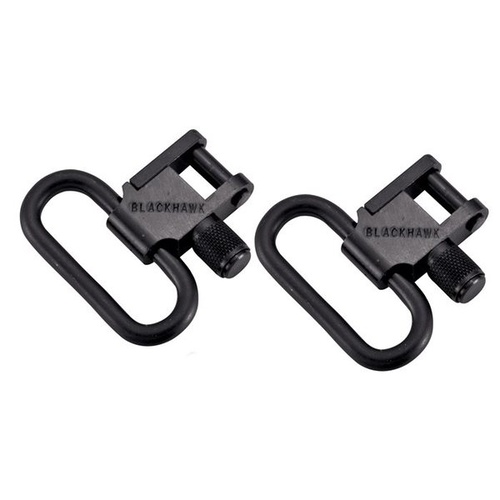 BlackHawk Lok-Down Swivel Set - 1 Blued