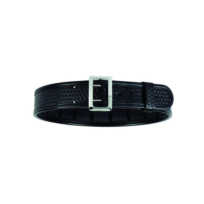 "Bianchi Ergotek Sam Browne Belt- Plain- Chrome- 40""-42"""