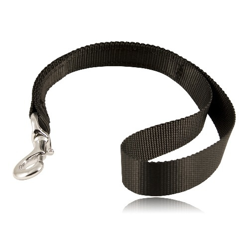 Boston Leather - K9 TRAFFIC LEAD 19  NYLON