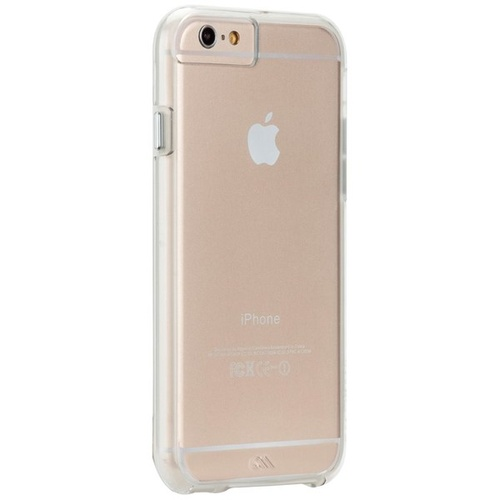 Case-Mate Naked Tough Case suits iPhone 6/6S - Clear/Clear