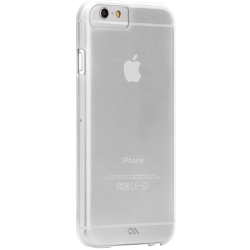 Case-Mate Barely There Case suits iPhone 6/6S - Clear